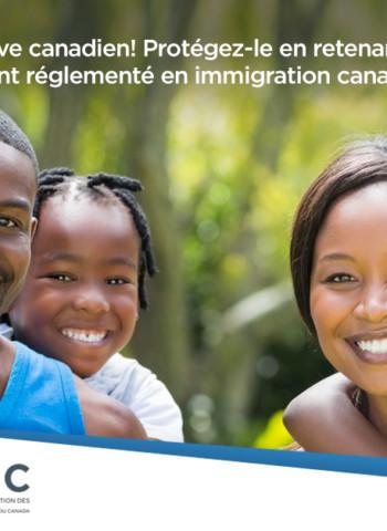 Protégez votre « rêve canadien »